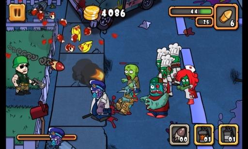 僵尸围城塔防单机游戏v4.0