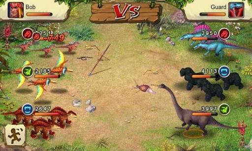 恐龙战争截图8