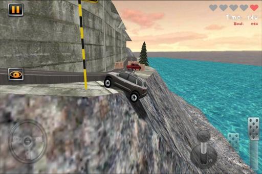 玩賽車遊戲App|盘山公路大挑战3D免費|APP試玩