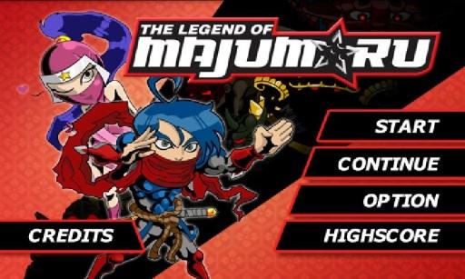 忍者传奇 Legend of Majumaru