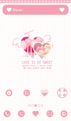 love so sweet钢琴谱