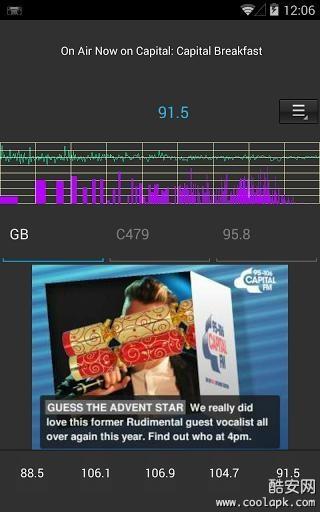 二代真FM收音机截图1