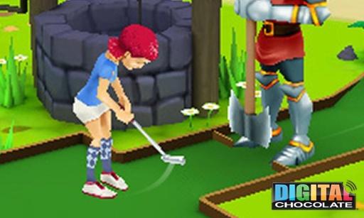 3D迷你高尔夫挑战赛
