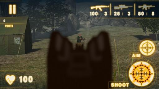 狙击特勤组 3D