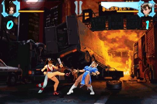 暗影之人X:街头霸王截图8