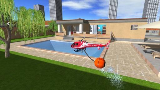 模拟直升机3:3D遥控直升机截图1