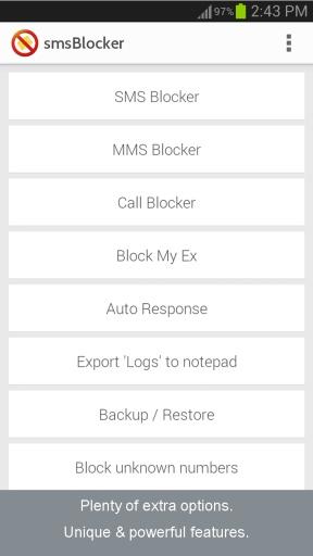 短信阻止 工具 App-癮科技App