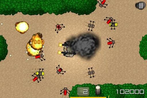【免費射擊App】硝烟战士-APP點子