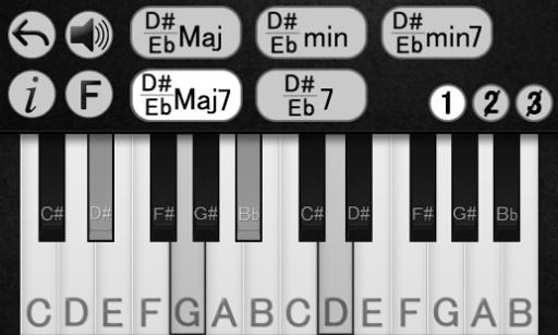 玩生產應用App|学习钢琴和弦免費|APP試玩