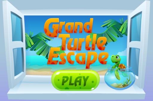 大海龟逃生