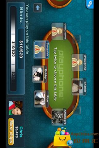 玩免費棋類遊戲APP|下載PlayPhone扑克 app不用錢|硬是要APP