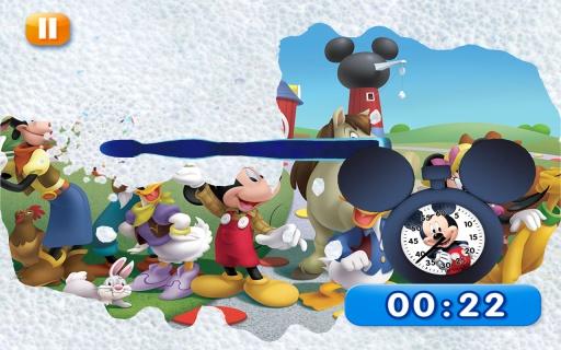 Disney Magic Timer by Oral-B截图5
