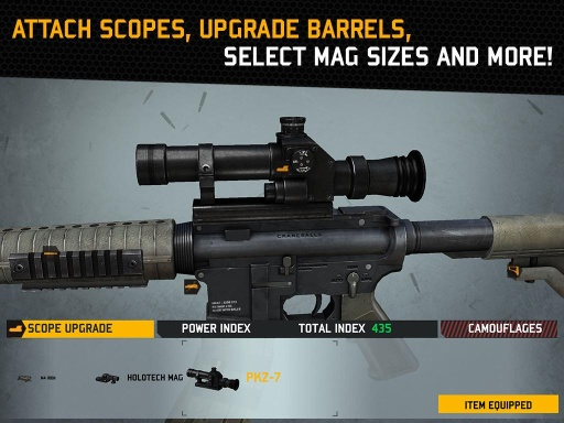 枪械大师3D截图1