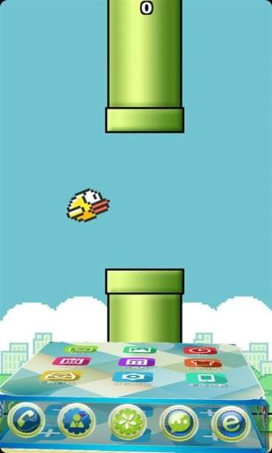 玩免費工具APP|下載Flappy bird-宝软3D主题 app不用錢|硬是要APP