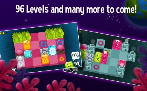 玩免費益智APP|下載失落的方块星人 app不用錢|硬是要APP
