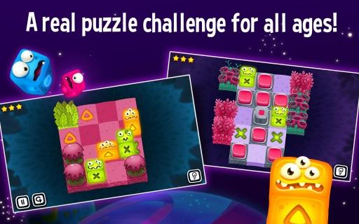 失落的方块星人|玩益智App免費|玩APPs