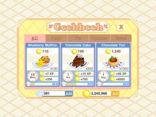 【免費模擬App】甜点物语:春-APP點子
