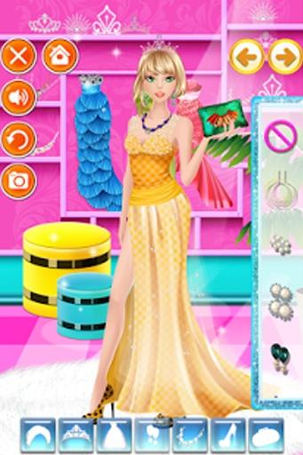 Prom Spa Salon - Girls Games截图3