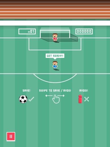 【免費益智App】小小守门员-APP點子