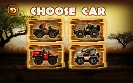 野生动物园儿童赛车截图3