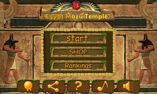 埃及祖瑪神廟截图9