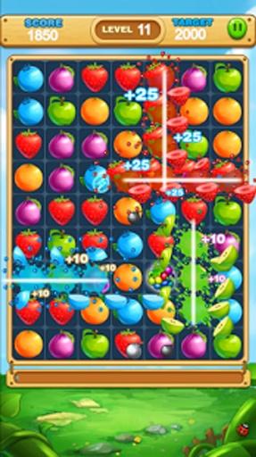 水果闪电 益智 App-愛順發玩APP