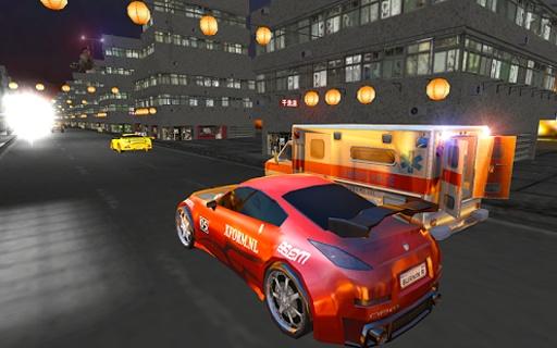 暴力救护车3D截图0