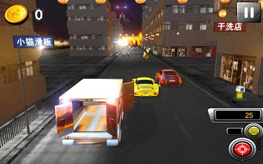 暴力救护车3D截图1
