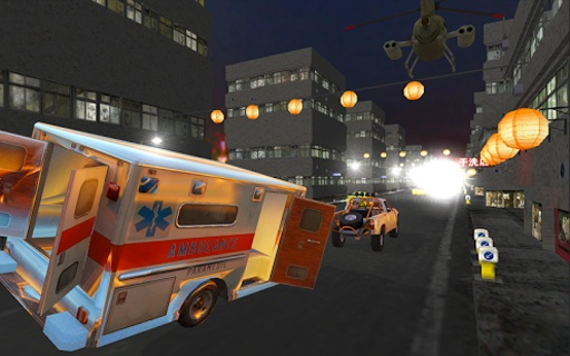 暴力救护车3D截图2