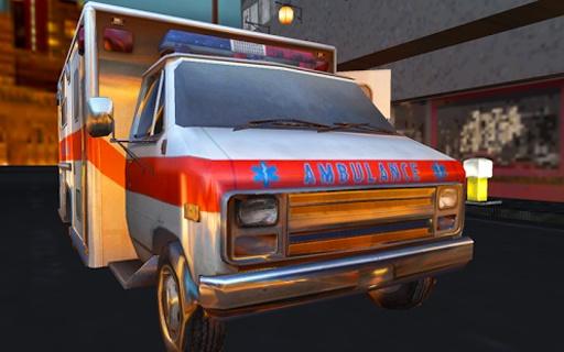 暴力救护车3D截图3