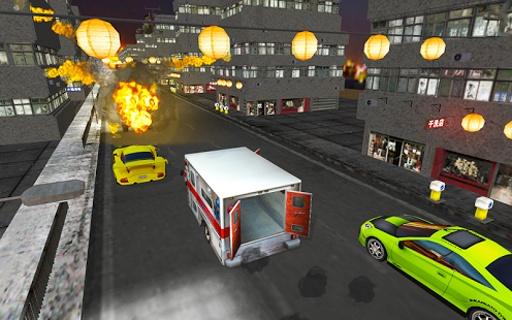 暴力救护车3D截图7