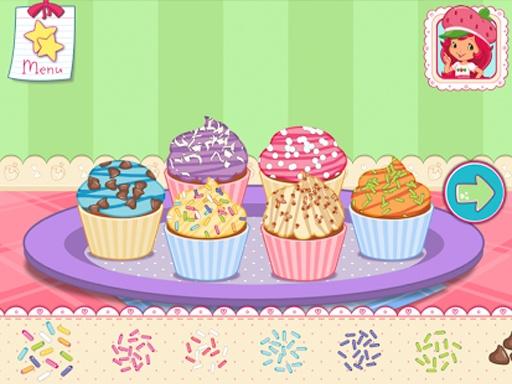 草莓甜心烘焙店 (Strawberry Shortcake)截图2