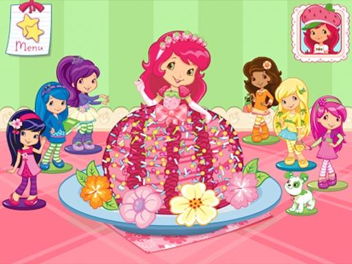 草莓甜心烘焙店 (Strawberry Shortcake)截图5