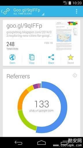 玩免費工具APP|下載Google短链接生成器 app不用錢|硬是要APP
