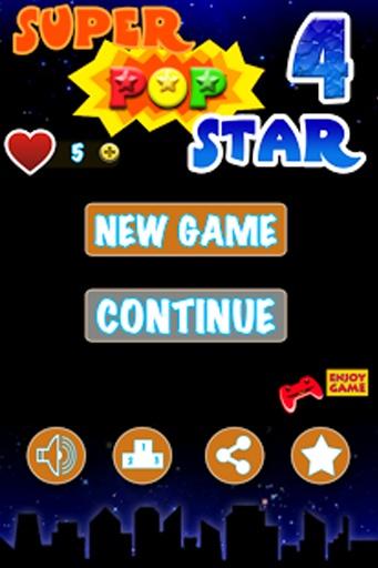 超级 Pop Star 4 全新玩法的popstar消除游戏