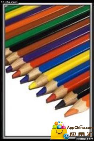 魔幻桌面之彩色铅笔