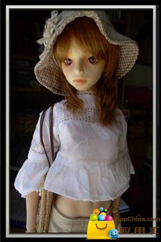 魔幻桌面之可爱娃娃主题截图1