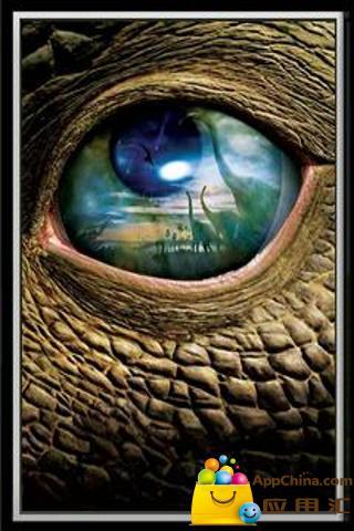 魔幻桌面之恐龙世界主题