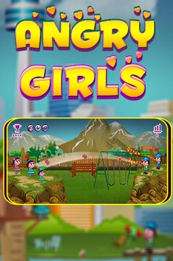 玩免費網游RPGAPP|下載Angry Girls愤怒的女孩 app不用錢|硬是要APP