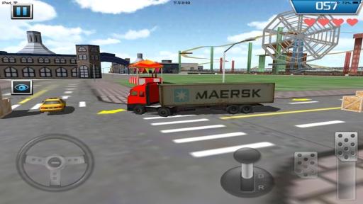 玩賽車遊戲App|停车大师3D大卡车免費|APP試玩