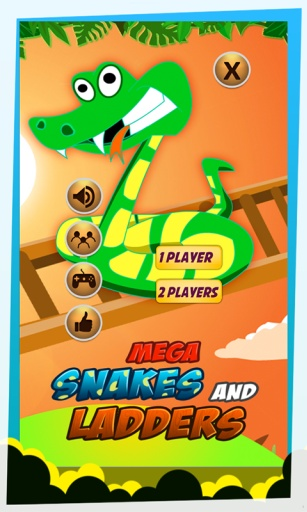 Mega Snakes and Ladders