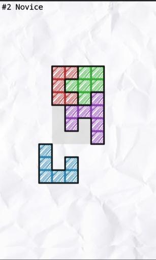 玩益智App|Doodle俄罗斯方块免費|APP試玩