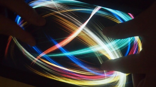 炫彩粒子截图1