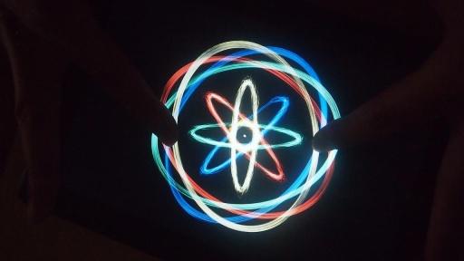 炫彩粒子截图2