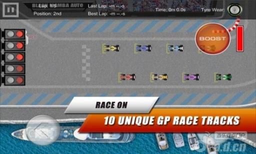 GP像素赛车截图3