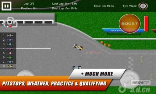 GP像素赛车截图4