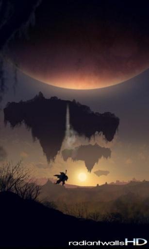 阿瓦隆星球高清動態壁紙