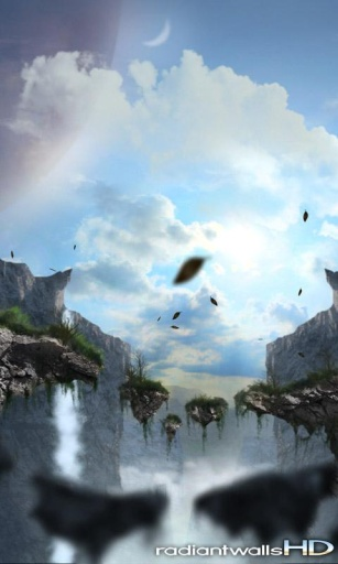 阿瓦隆星球高清动态壁纸截图1