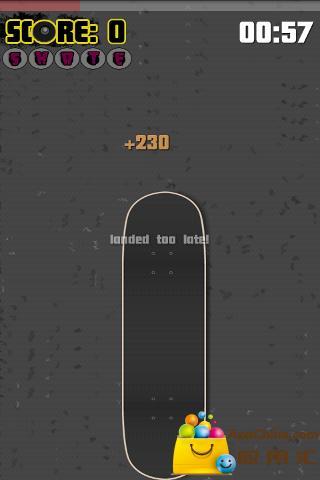手指滑板截图1