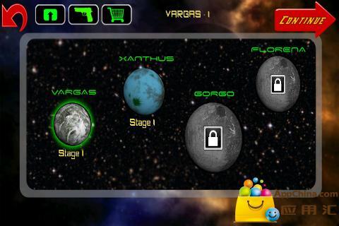 星际防御 射擊 App-癮科技App